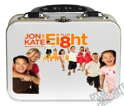 The Jon & Kate Plus 8 Lunch Box